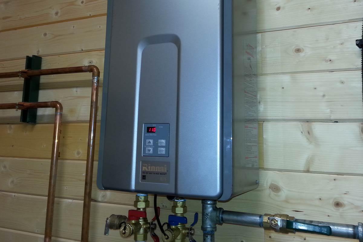 Электрический котел для отопления загородного дома