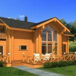 Фото 44: Преимущество деревянного дома