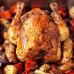 Фото 52: Курица с овощами