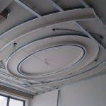 Фото 38: Делаем двухуровневый потолок своими руками