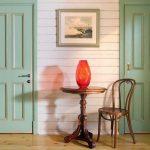 Фото 104: Благородные оттенки дверей