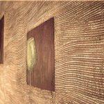 Фото 60: Декоративное оформление стен штукатуркой