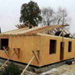 Фото 38: Строим дом из СИП-панелей