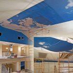 Фото 37: Работы по установке натяжного потолка