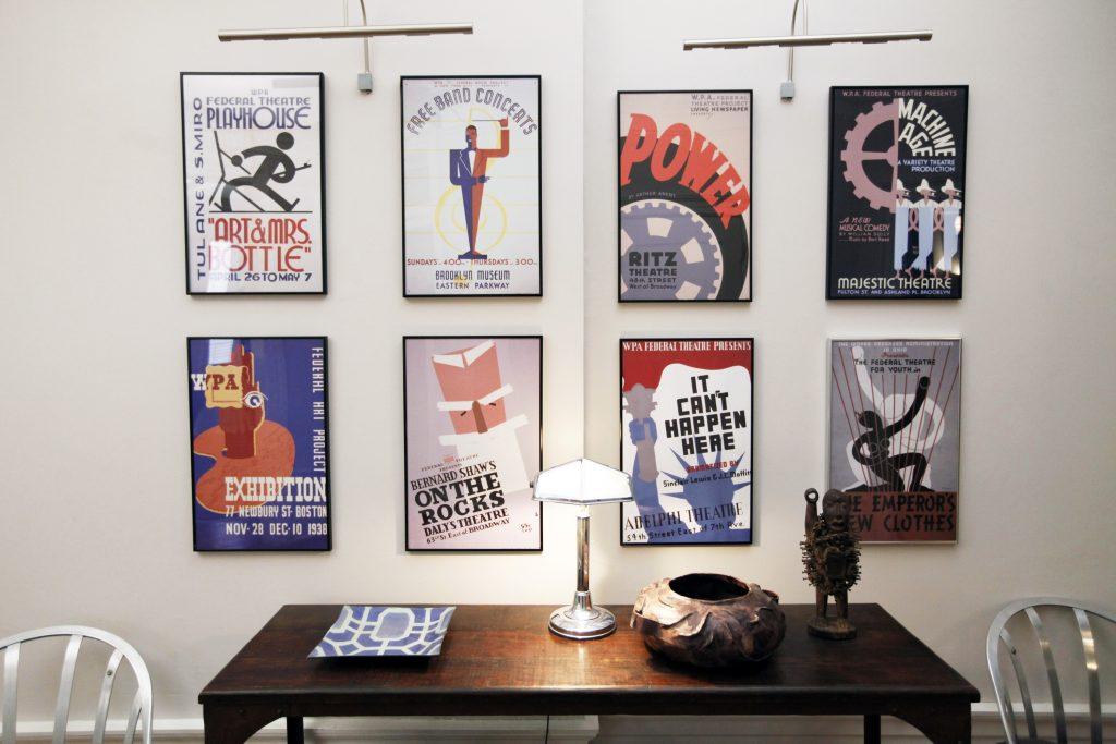 Постеры-мотиваторы в интерьере