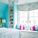 Фото 70: Интерьер спальни для девочки