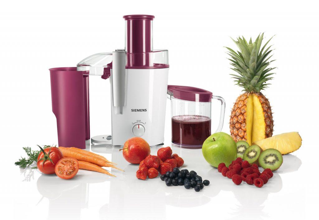 Соковыжималка Siemens для овощей и фруктов