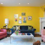 Фото 69: Цветовое оформление стен