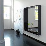 Фото 53: Настенное большое зеркала