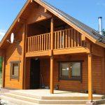 Фото 52: дом из дерева