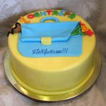 Фото 5: Торт на 1 сентября