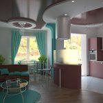 Фото 2: Выбор цвета интерьера