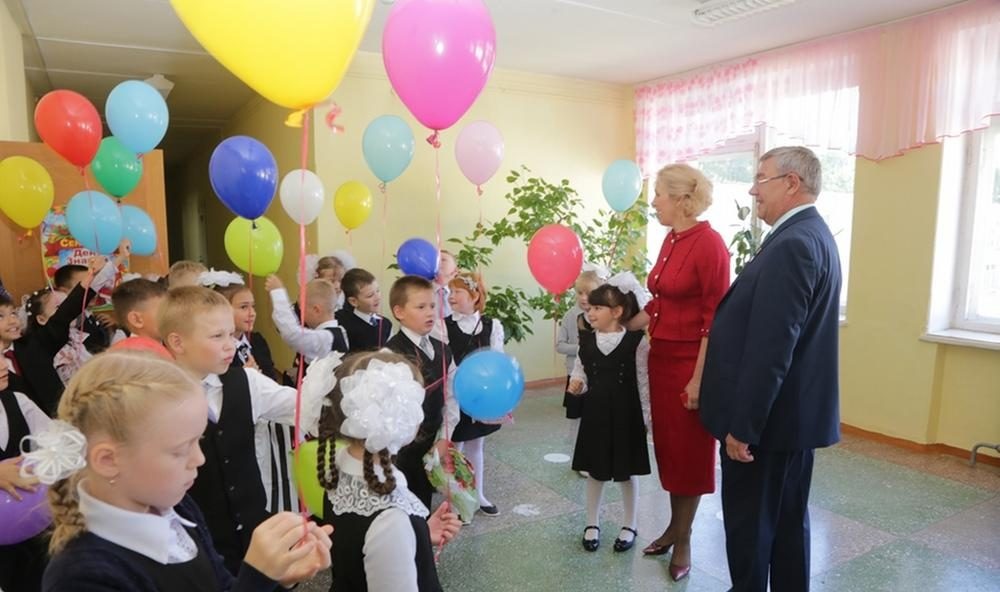 Поздравление учителя 1 сентября