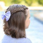 Фото 41: Прическа для девочки