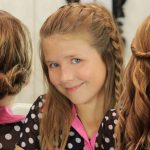 Фото 60: Прическая для девочки на 1 чсентября