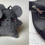 Фото 90: Брелки в виде мышек