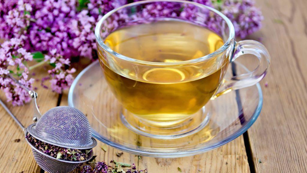 Чай из трав по-домашнему