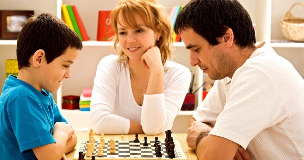 Шахматы для первоклассника
