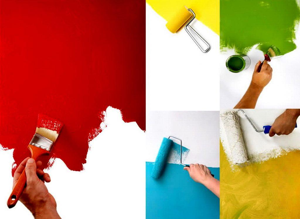Какую краску выбрать