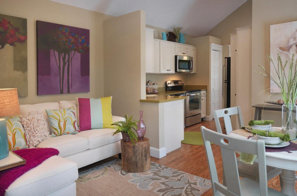 Уютная малогабаритная квартира