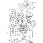 Фото 26: Осенний плакат–раскраска