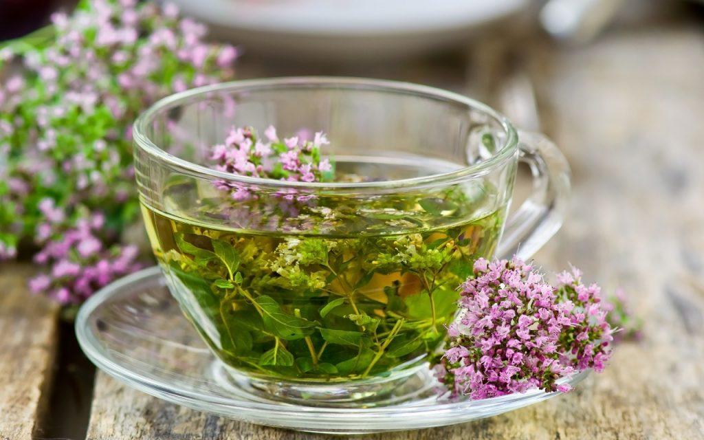 Чай из сбора трав