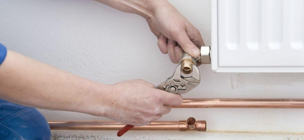 Правильная установка системы отопления