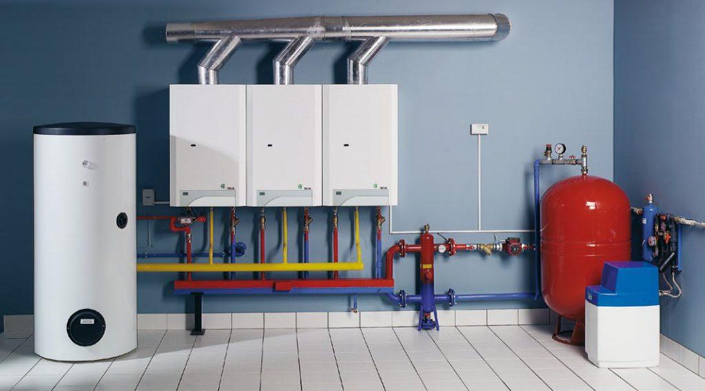 Конструкция системы водяного отопления