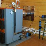 Фото 34: установка отопления в частном доме