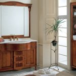 Фото 18: Классическая мебель для ванной