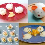 Фото 116: Мышки из яиц
