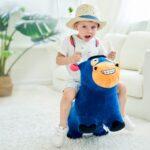 Фото 141: Мягкая игрушка бычок на Новый Год