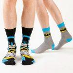 Фото 115: Носки с супергероями