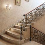 Фото 28: Декоративная лестница