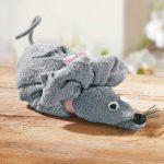 Фото 105: Полотенце в виде крысы