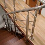 Фото 31: перила для лестниц