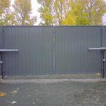 Фото 6: Автоматика ворота