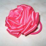 Фото 15: Бант роза