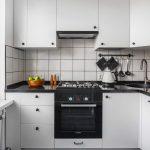 Фото 20: Белая кухня