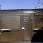 Фото 35: Дверь с участка