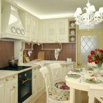 Фото 51: Дизайн кухни в классическом стиле
