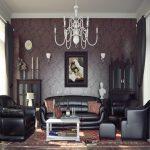 Фото 24: Дизайн обоев для зала