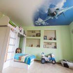 Фото 47: Идея для потолка