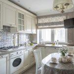 Фото 52: Классическая кухня в стиле прованс