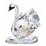 Фото 46: Лебедь из хрусталя