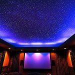 Фото 42: Натяжной потолок со звёздами