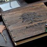 Фото 53: Подарок из дерева-альбом