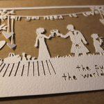 Фото 11: Подарок на бумажную свадьбу