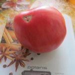 Фото 4: Помидор и томат сорта розовый мёд