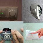 Фото 22: Порядок монтажа скрытых выключателей